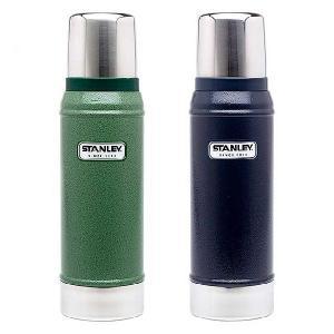 STANLEY(スタンレー) CLASSIC BOTTLE(クラシックボトル) 0.75L ステンレス製真空断熱水筒 beside-mountain