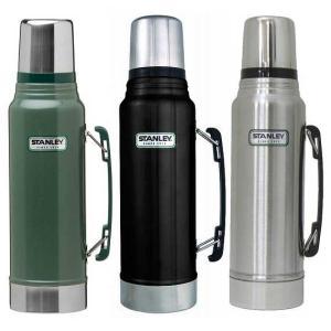 STANLEY(スタンレー) CLASSIC BOTTLE(クラシックボトル) 1L ステンレス製真空断熱水筒|beside-mountain