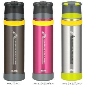 THERMOS(サーモス) サーモス/山専ボトル FFX-900 ステンレスボトル/水筒/ボトル/0.9L beside-mountain