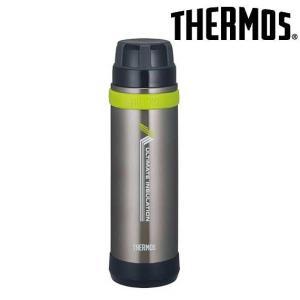 THERMOS(サーモス) サーモス/山専ボトル クールグレー 0.5L FEK-500 beside-mountain