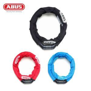ABUS アブス アバス 自転車 バイク ロック ダイヤルロック ABUS 1360 COMBO 110 ケーブルロック 4桁ダイヤル 110cm ブラック レッド ネオンブルー 鍵 カ防止|bespo