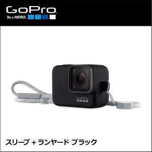 正規輸入品 ゴープロ スリーブ + ランヤード GoPro アクセサリ