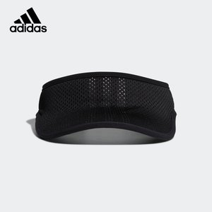 adidas アディダス レディース  LOGO VISOR ウィメンズ シルバーロゴバイザー ゴル...