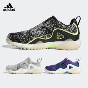 adidas アディダス メンズ ゴルフ シューズ コードカオス ボア21 CODECHAOS BOA 21 スパイクレス KZI13 21SS 2021年モデル 春夏 FW5617|bespo
