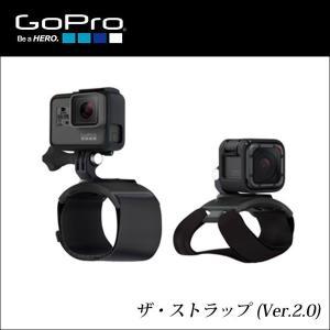 【正規輸入品】GoPro ザ・ストラップ (Ver.2.0) AHWBM-002