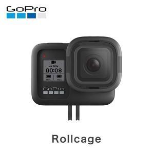 GoPro ゴープロ Rollcage for HERO8ブラック アクセサリー ロールケージ 保護スリーブ 交換式レンズ AJFRC-001 正規輸入品|bespo