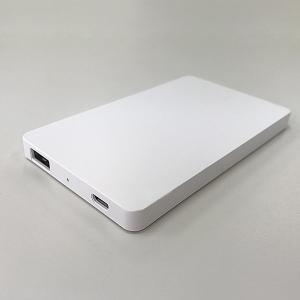 レンタル バッテリー チャージャー PSEマーク マットタイプ 4,000mAh 白 モバイル|bespo