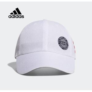 eaf81b80a5747 あすつく レディース ゴルフ adidas アディダス 帽子 ADICROSS アディクロス 19SS ヘザークーリングキャップ 白 キャップ レディス  XA167 CL0366