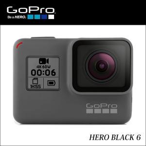 GoPro ウェアラブルカメラ HERO6 Bl...の商品画像
