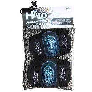 キックボードプロテクター ひじ ひざ 2点セット HALO ハロ プロテクター スケートボード キックボード エルボーガード ニーガード あすつく|bespo