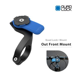 Quad Lock クアッドロック アウトフロントマウント Out Front Mount 自転車用...