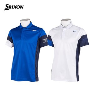 SRIXON スリクソン メンズ ゴルフウェア シャツ ポロシャツ 星野陸也プロ共同開発 ニュープロカラーシャツ RGMSJA01 21FW 2021年モデル 秋冬 吸汗速乾 UVケア|bespo