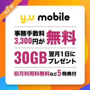 y.u mobile エントリーパッケージ エントリーコード 格安SIM SIMカード 高速 音声通話SIM データ専用SIM ワイユーモバイル yumobile y.umobile|bespo