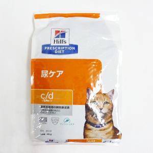 ヒルズプリスクリプションダイエット猫用c/dマルチケアドライフィッシュ入り 4kg (動物用療法食)