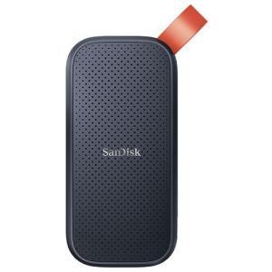 SanDisk SDSSDE30-2T00-J25 ポータブルSSD 2TB