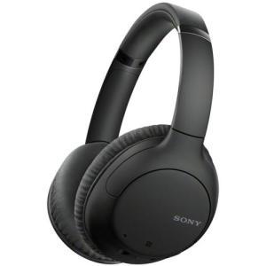 ソニー WH-CH710NB(ブラック) ワイヤレスノイズキャンセリングステレオヘッドセット|ベスト電器PayPayモール店
