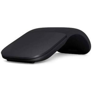 マイクロソフト ELG-00007(ブラック) Bluetooth アーク マウス(Arc Mous...