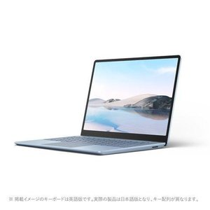 マイクロソフト Surface Laptop Go(アイス ブルー) 12.4型 Corei5 8GB/128GBモデル THH-00034|ベスト電器PayPayモール店