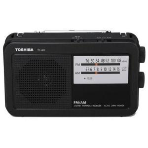 東芝 TY-HR3-K(ブラック) AM/FMホームラジオ