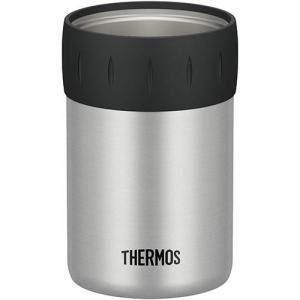 サーモス JCB-352-SL(シルバー) 保冷缶ホルダー 350ml缶用