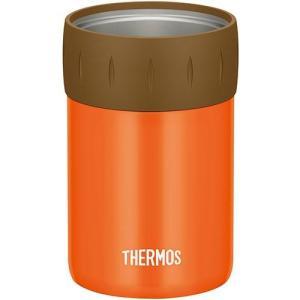 サーモス JCB-352-OR(オレンジ) 保冷缶ホルダー 350ml缶用|ベスト電器PayPayモール店