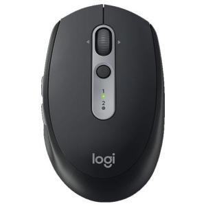 ロジクール M590GT(グラファイト トーナル) 2.4GHz/Bluetooth オプティカルマ...