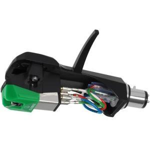オーディオテクニカ AT-VM95E/H ヘッドシェル付VM型(デュアルムービングマグネット) ステレオカートリッジ ベスト電器PayPayモール店
