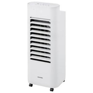 アイリスオーヤマ KCTF-01M(ホワイト) 冷風扇 マイコン式 5.5L 風量4段階 リモコン付 ベスト電器PayPayモール店