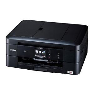 ブラザー PRIVIO DCP-J982N-B(黒) A4インクジェット複合機 A4対応