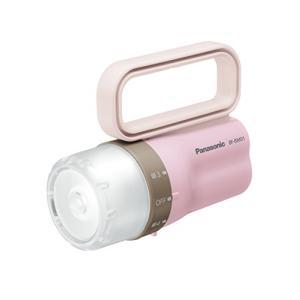 パナソニック LED懐中電灯 電池がどっちかライト ダスティピンク BF-BM01/DP|best-plice-online