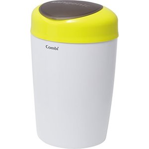 Combi (コンビ) ?紙おむつ処理ポット 5層防臭おむつポット スマートポイ W291×D246×H442mm リードホワイト 115476 best-plice-online