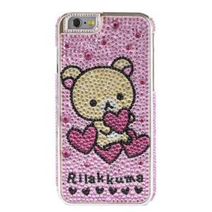 リラックマ iPhone6s/6対応 ジュエリージャケット ...