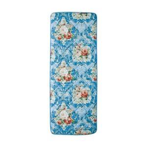 固わた入り 大判ごろ寝 長座布団 (70cm×180cm) 日本製 ブルー(青) 送料無料|best-value