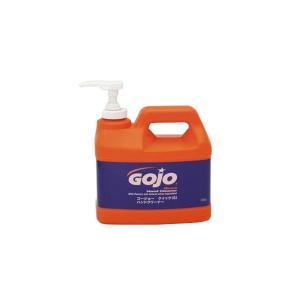 GOJO(ゴージョー) 0958 クイック(S) ハンドクリーナー ポンプボトル 1890ML 送料無料|best-value