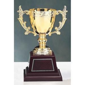 優勝カップ【送料無料★文字無料】激安お得なゴールドのカップ Aサイズ ●高さ272mm|best