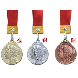 メダル【 赤リボン 】卒業記念品【レーザー彫刻...の詳細画像1