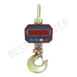 クレーンスケール 3t デジタルクレーンスケール デジタル式 吊秤 吊りはかり 充電式 遠隔操作可能 リモコン付き|bestanswe