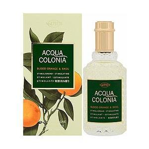 4711 アクアコロニア ブラッドオレンジ&バジル EDC オーデコロン SP 50ml (香水)|bestbuy