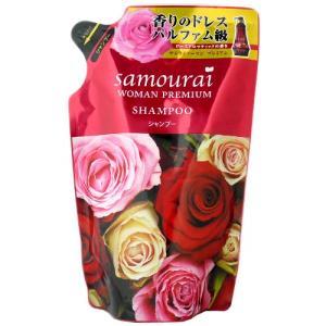 ※こちらはサムライウーマンプレミアムシャンプーのレフィルです。  1,000枚のバラの花びらを凝縮さ...