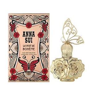 アナスイ ラ ニュイ ドゥ ボエム EDT オードトワレ SP 30ml (香水) ANNA SUI bestbuy
