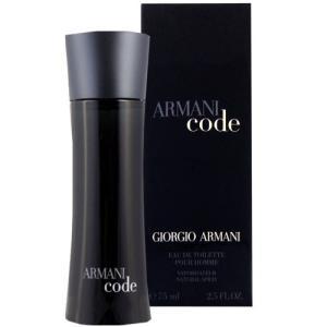 ジョルジオアルマーニ コード プールオム EDT オードトワレ SP 75ml (香水)|bestbuy