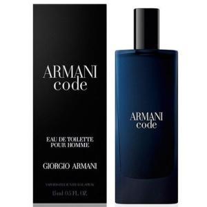 ジョルジオアルマーニ コード プールオム EDT オードトワレ SP 15ml (香水)|bestbuy
