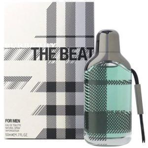 バーバリー ザ ビート フォーメン EDT オードトワレ SP 50ml (香水) BURBERRY|bestbuy