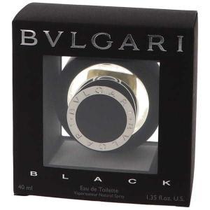ブルガリ ブラック EDT オードトワレ SP 40ml (香水) BVLGARI|bestbuy