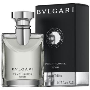 ブルガリ プールオム ソワール EDT オードトワレ SP 50ml (香水) BVLGARI|bestbuy