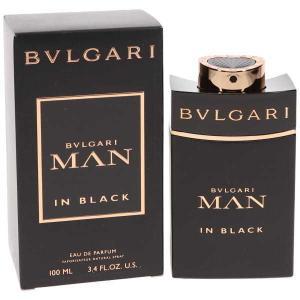 ブルガリ マン イン ブラック EDP オードパルファム SP 100ml (香水) BVLGARI|bestbuy