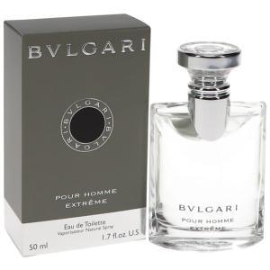 ブルガリ プールオム エクストレーム EDT オードトワレ SP 50ml (香水) (国内正規品) BVLGARI|bestbuy