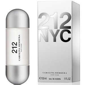 キャロライナヘレラ 212 EDT オードトワレ SP 30ml (香水)