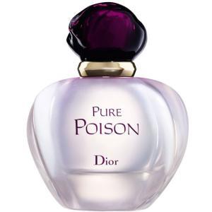 純白に秘めた100%の毒「ピュア プワゾン」 。ジャスミンとスウィート オレンジの透明なヘッド ノー...
