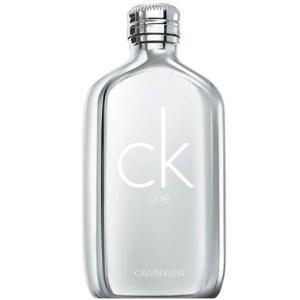 カルバンクライン CK−ONE (シーケーワン) プラチナ EDT オードトワレ SP 100ml (香水) CALVIN KLEIN CK 【あすつく】|bestbuy